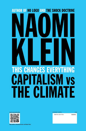 Naomi Klein Capitalism vs the climate
